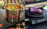 Những lưu ý khi sử dụng bếp điện từ và bếp hồng ngoại