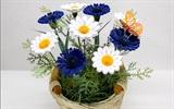 Làm hoa cúc cực xinh từ giấy Qiling