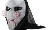 Cách làm mặt nạ ma quái màu sắc vui Halloween