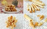Cách làm bánh quế giòn tan bằng chảo chống dính