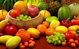 Tác dụng giảm cân của trái cây qua màu sắc