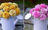 5 cách làm hoa giấy lung linh tặng thầy cô ngày nhà giáo
