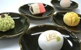 Bánh wagashi truyền thống của Nhật