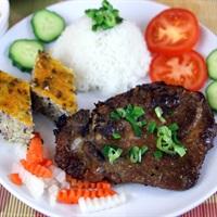 Hướng dẫn làm cơm tấm Sài Gòn ngon chính hiệu chi tiết từ hạt gạo đến sườn bì chả và cả nước chấm