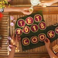 Cách gói bánh tét chữ - Món quà Tết độc đáo và ý nghĩa của người Bến Tre để năm mới thật khó quên