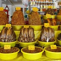 """7 món đặc sản nổi tiếng """"nặng mùi"""" chỉ có ở Việt Nam"""