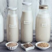 Cách làm và công dụng 5 món sữa nguyên chất từ các loại hạt bổ dưỡng cho mọi lứa tuổi