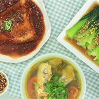 Bữa cơm gia đình 3 món đầy dinh dưỡng chỉ 70k dành cho chị em thường quan tâm chi tiêu gia đình