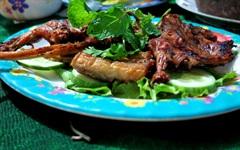 Đặc sản Ninh Thuận - Dông 7 món