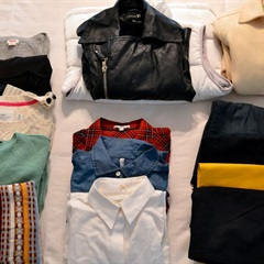 8 mẹo hay giúp tủ quần áo thêm gọn gàng đón năm mới