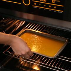 Mách bạn bí quyết làm sao để nướng bánh chín đều và thơm ngon
