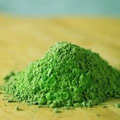 Công dụng thần kỳ của bột trà xanh