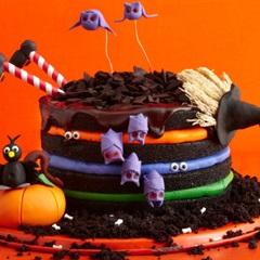"""Những món bánh """"kinh dị"""" siêu cute dành cho ngày Halloween"""