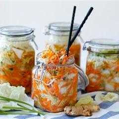 Tổng hợp cách làm các món dưa góp, món ăn kèm chua ngọt chống ngán ngày Tết