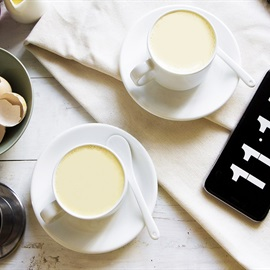 Cách pha cà phê trứng chuẩn vị chưa bao giờ đơn giản hơn thế