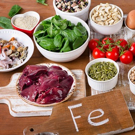 10 Thực phẩm bổ máu giúp cung cấp đủ chất sắt cần thiết cho chơ thể kịp thời