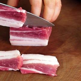 Bí quyết thái các loại thịt đúng cách, bài bản và đẹp mắt nhất