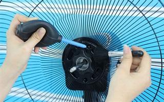 Cánh máy quạt quay yếu, nguyên nhân và cách khắc phục