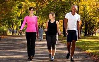Bí quyết giảm cân nhanh trong 1 tuần với đi bộ đúng cách