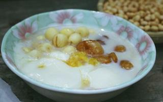 Cách làm tào phớ hạt sen ngon bổ dưỡng tại nhà