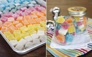 Cách làm kẹo dẻo tại nhà đơn giản