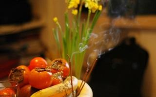 Cách chọn mua hương không nhiễm độc chì dịp Tết