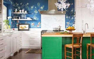 Lời khuyên hữu ích khi chọn màu cho bếp