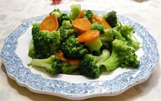 Sống khỏe với 5 món ngon từ bông cải xanh