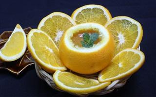 Cách làm rau câu dẻo trái cam đẹp mắt hấp dẫn
