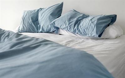 6 sai lầm mắc phải khi giặt ga trải giường các mẹ không hay biết