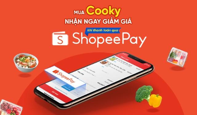 Ưu đãi cực hấp dẫn khi thanh toán ShopeePay, giảm liền tay 10%