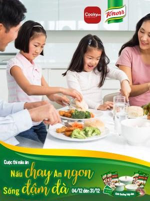 Cuộc thi nấu ăn Nấu chay, Ăn ngon, Sống đậm đà