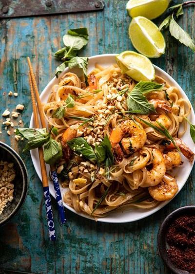 Các món Thái ngon hấp dẫn cho cả gia đình