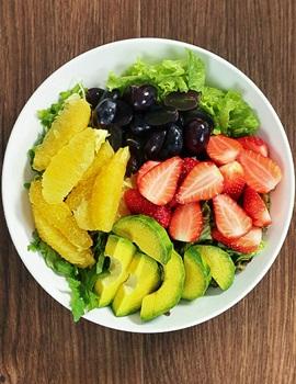 """Salad mỗi ngày - hè này """"đủ"""" mát!"""