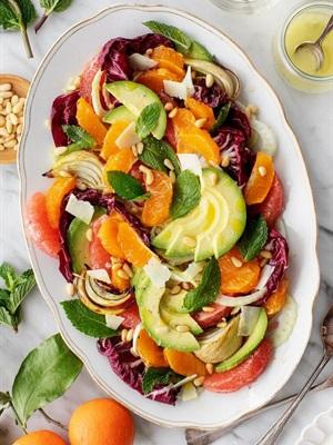 Các món salad giảm cân trong mùa dịch