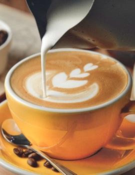 BST thức uống mới lạ từ cà phê
