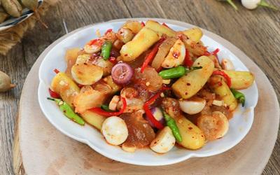 Kích Thích Vị Giác Với 20 Món Ăn Chua, Cay