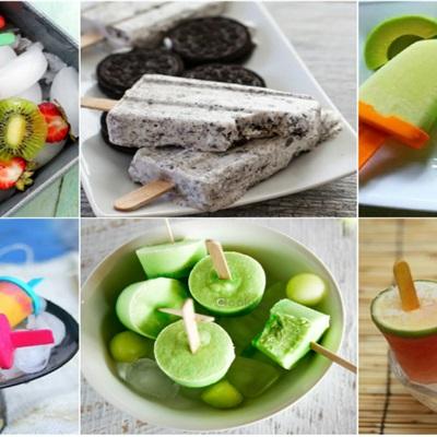10 loại kem que ngon bổ mùa hè cho bé yêu nhà bạn