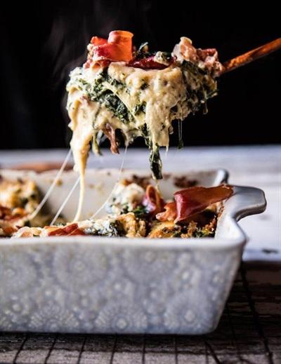 Những  món ăn từ phô mai giúp cò hương muốn tăng cân