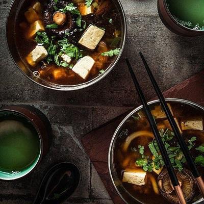 Món ăn bổ cơ  thể Mùa Thu theo kinh nghiệm người Nhật