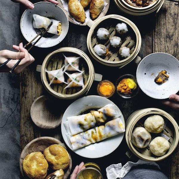 Tất cả các món Dimsum đặc sắc của Trung Hoa