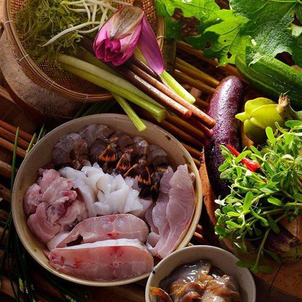 Món ăn đặc sản miền Tây mùa nước nổi