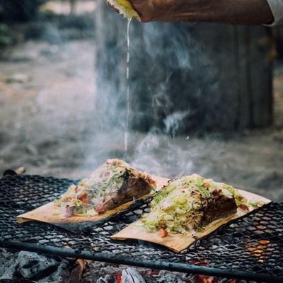 Các món nướng cho bữa tiệc BBQ đi biển