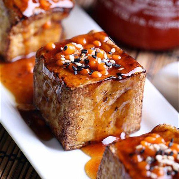 Những món ăn từ đậu hũ