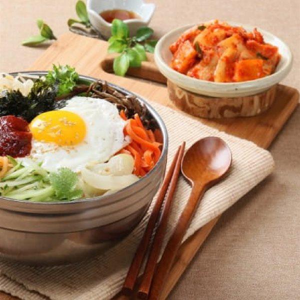 Các món ăn Hàn Quốc thơm ngon