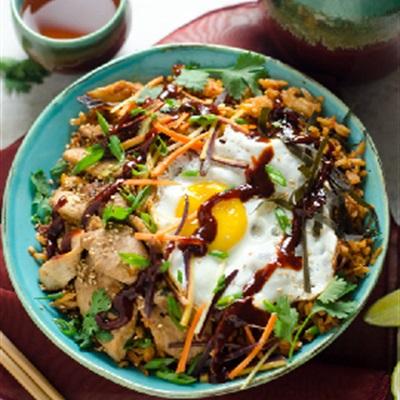 Những món cực kì hấp dẫn với Kimchi