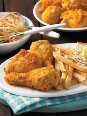 Các món làm từ thịt gà 🍗