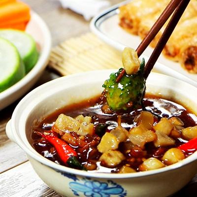 Món kho quẹt cực kỳ ngon cho bữa cơm gia đình ấm cúng
