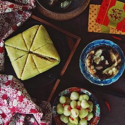 Món ăn mang lại may mắn trong năm mới
