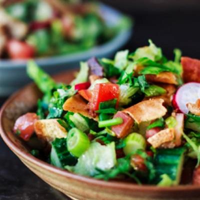 Các món salad ngon hỗ trợ giảm cân cận Tết